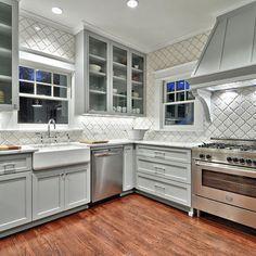 kitchen on pinterest arabesque tile arabesque and glass