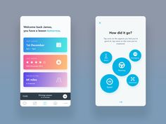 PassPilot App designed by Will Beeching. Connect with them on Dribbble; Momo App, Mobile Design, App Design, Mood And Tone, Mobile App Ui, Ipad Tablet, Material Design, Mobile Application, Android Apps