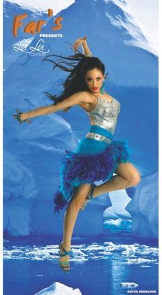 Ice Blue Latin