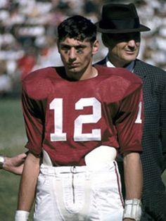 Joe Namath: Alabama Football