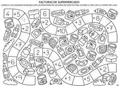 Album Archive - Descubro Números 0 al 100 Preschool Learning, Kindergarten Math, Teaching Math, Math Games For Kids, Math Activities, Maths Sums, Math Notes, Kids English, 1st Grade Math