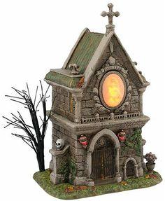Department 56 Halloween Village