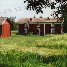 Jurvan museo. Genealogy, Finland, Shed, Outdoor Structures, Cabin, House Styles, Home Decor, Museums, Decoration Home