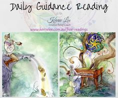 Spiritual guidance reading for Friday 26 August 2016. Choose the image you are drawn to then visit the website to read your message. ♡