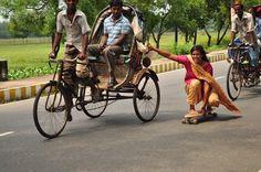 Resultado de imagen para bicicleta en india
