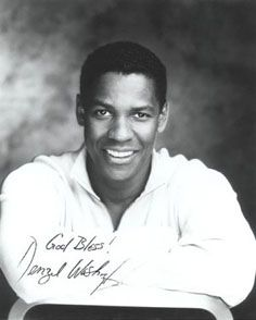 God bless you! Denzel...