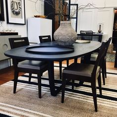 Sula Dining Table Oil Stains, Solid Oak, Dining Table, Flooring, Furniture, Home Decor, Decoration Home, Room Decor, Dinner Table