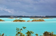 Chalk Sound National Park, Providenciales