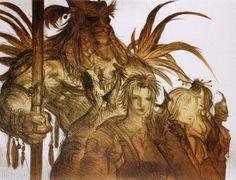 Final Fantasy X - Wakka & Tidus