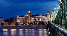 Danubius Hotel Gellért Budapest (Gellért szálló a Gellért fürdő mellett) Liberty Bridge, St Gerard, Buda Castle, International Airport, Halle, Front Desk, Hungary, Budapest