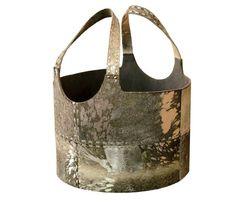 Metallic Hide Bin