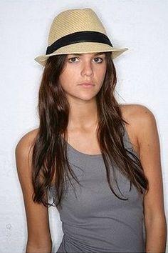 50+ Straw Fedora Hats For Women ideas   straw fedora hat, straw fedora,  hats for women