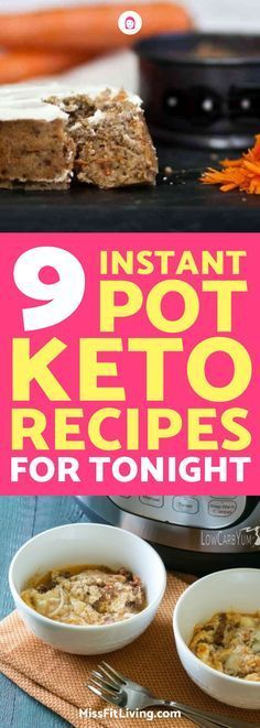 Love your instant pot? Love keto? Why not combine the two with these awesome keto instant pot recipes.