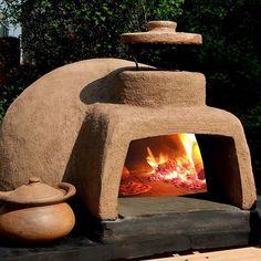 Дровяная помпейская печь для пиццы