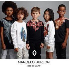 Kids of Milan by Marcelo Burlon