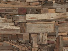 George Morrison New England Landscape 1965-67 by Pam Tremble (pwsammy), via Flickr Awesome driftwood collage artist