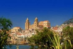 Cefalu Cathedral, Cefalu Italy