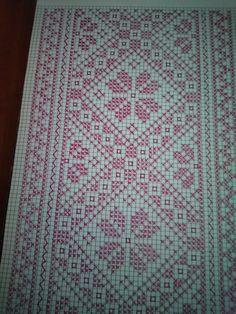 Cross Stitch Borders, Cross Stitch Designs, Cross Stitching, Beading Patterns, Cross Stitch Patterns, Crochet Patterns, Hand Embroidery, Embroidery Designs, Filet Crochet