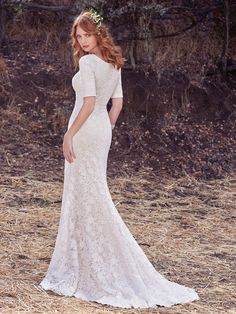 Maggie Sottero Wedding Dress Lillian 7MS946