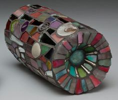 mosaic sculpture collage by Wyss Design