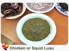 Chicken Luau - ILoveHawaiianFoodRecipes