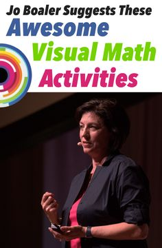 Jo Boaler has started a math revolution that has likely already made its way into your classroom. The Stanford Professor of Mathematics and author of Mathematical Mindsets is the co-founder of YouCubed.org, an organization dedicated to inspiring, educating, and empowering math teachers with