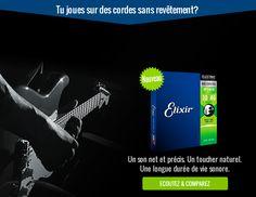 17.50$ - Nouvelle cordes disponible en magasin. Venez les essayer. Une vrai révolution! #optiweb #elixirstrings Guitar Amp, Jouer, Musical Instruments, Guitars, Musicals, Budget, Ropes, Store, Music Instruments