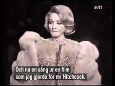 Marlene Dietrich visited Berns in 1963 for a sold out concert in Stockholm. The show was a success and Marlene Dietrich, although over her sixties, made an amazing impression on the swedish audience. She sang the following:    -I Can't Give You Anything But Love, Baby  -La vie en rose  -The Boys in the Backroom  -Jonny, wenn du Geburtstag hast  -The Laziest Gal in Town  -Lola  -Honeysuckle Rose  -Lili Marlene  -Sag' mir wo die Blumen sind  -Falling in Love Again