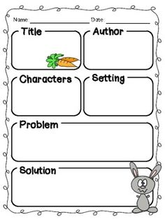 For Easter next year. Easter Bunny's Assistant Story Map!