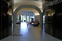XTU_La Cité du Vin // Salon de lecture Venus, Construction, Reading, Living Room, Building, Venus Symbol