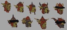 Trudvang Chronicles goblins - Google Search
