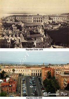 Cagliari Ospedale Civile @Susanna Piga by susanna.piga, via Flickr
