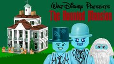 LEGO - The Haunted Mansion - NeverBrick