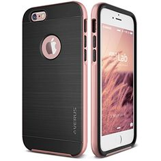 """iPhone 6S Plus Case, Verus [High Pro Shield][Rose Gold] - [Drop Protection][Heavy Duty][Minimalistic][Slim Fit] - For Apple iPhone 6 and iPhone 6S 5.5"""" Device Verus http://www.amazon.com/dp/B0157HJ1BY/ref=cm_sw_r_pi_dp_-wRowb0TE67J7"""