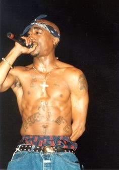 Tupac Shakur, even tho he is gone.. still one of the sexist men ever!!