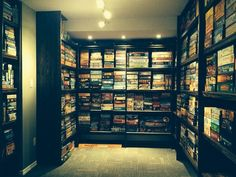Palpatine | Image | BoardGameGeek The shelves were custom built.
