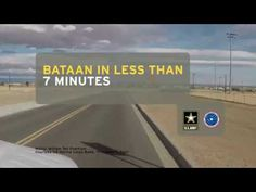 Bataan in less than 7 minutes