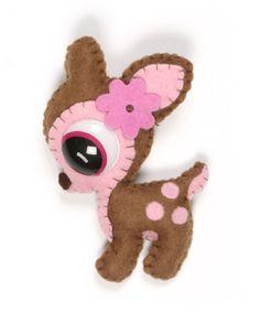 Bambi:  possible punch art pattern