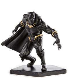 New Funko Pops Coming in 2016 Black Panther (Iron Studios) Black Panther Marvel, Black Panther Statue, Black Panther Images, Black Panther Art, Marvel Comics, Marvel Vs, Captain Marvel, Silver Surfer Marvel, Silver Surfer Movie