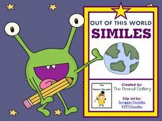 This 22 page simile unit is FREE and features fun and creative ways to involve and motivate students while teaching similes. The pages included are...