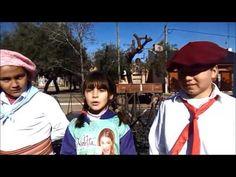 Niños de la Escuela Nro 13 de Comodoro Py Bragado...Fiesta del Concurso del…