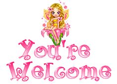"""Picture of """"You're Welcome! Welcome Quotes, Welcome Images, You're Welcome, Welcome To The Group, Birthday Thank You, Birthday Cards, Happy Friendship Day, Life Words, Birthday Greetings"""