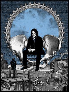 Jack White #poster