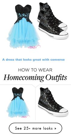 """Untitled #186"" by awesome-sparkle-girl on Polyvore featuring moda e Converse"