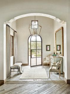 Werner Segarra Photography.  Arched entryway with arched door is beautiful!