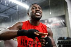 Andre Berto: Im ready for whatever Shawn Porter brings