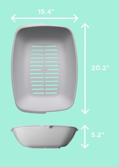 Our ingenious three sifting tray litter system is the smartest, cleanest and last litter box you'll ever have to buy.
