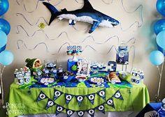 Shark Week Party !