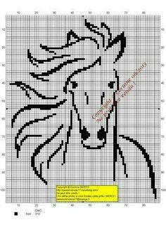 Free cross stitch patterns, Stitches and Cross stitch patterns on . Cross Stitch Horse, Cross Stitch Animals, Cross Stitch Charts, Cross Stitch Designs, Cross Stitch Patterns, Cross Stitching, Cross Stitch Embroidery, Embroidery Patterns, Crochet Cross