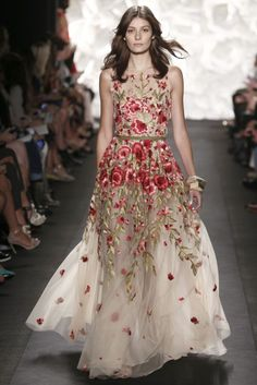 High Fugshion: Naeem Khan Spring 2015 at New York Fashion Week - Go Fug Yourself: Because Fugly Is The New Pretty